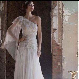 David's bridal gown